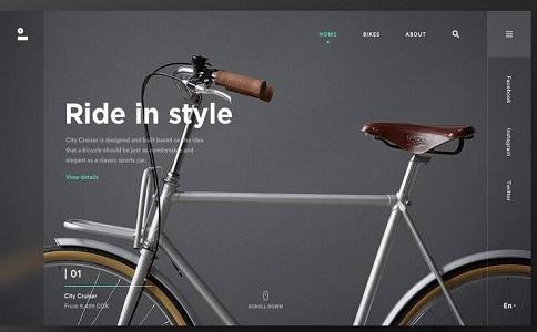 2020网页设计风格落地的设计思路总结