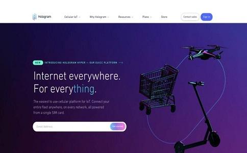网站设计中独特的页脚设计例子
