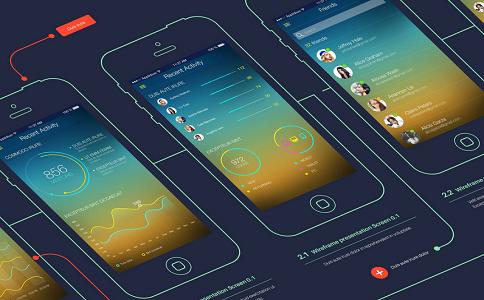 APP开发中的UI设计!